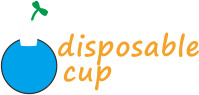 Supplier Of The Coolest Disposable Cup On The Planet! Logo