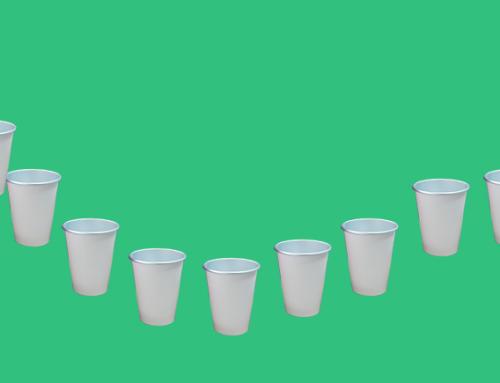 Aluminum foils  Paper Cups