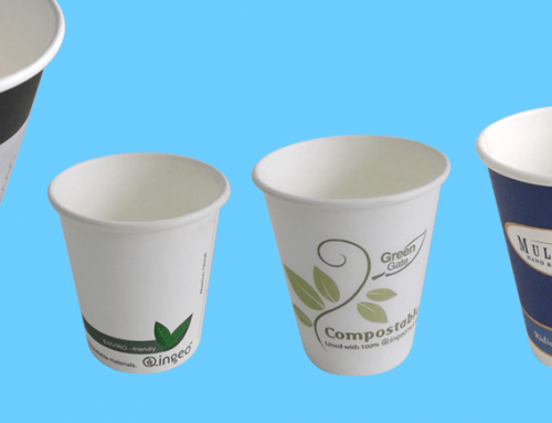 Biodegradable PLA Paper Cups