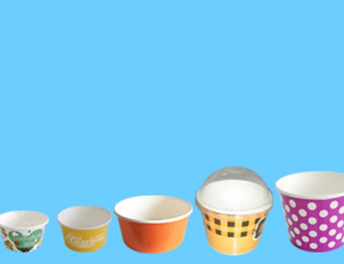 2oz-26oz Ice Cream/Yogurt/Gelato Paper Cup
