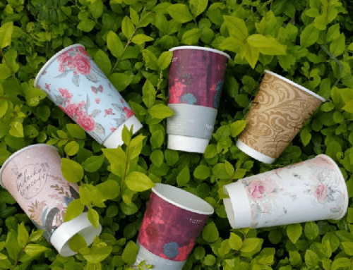 4oz-20oz Double Wall Paper Cup