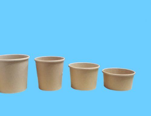 8oz-32oz Hot Soup Paper Bowl