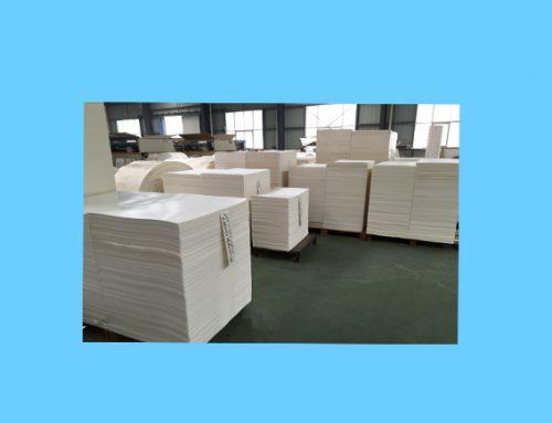 Printed Sheet Paper