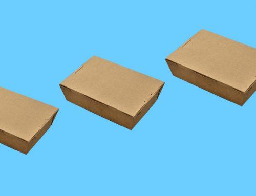 Take Away Paper Box